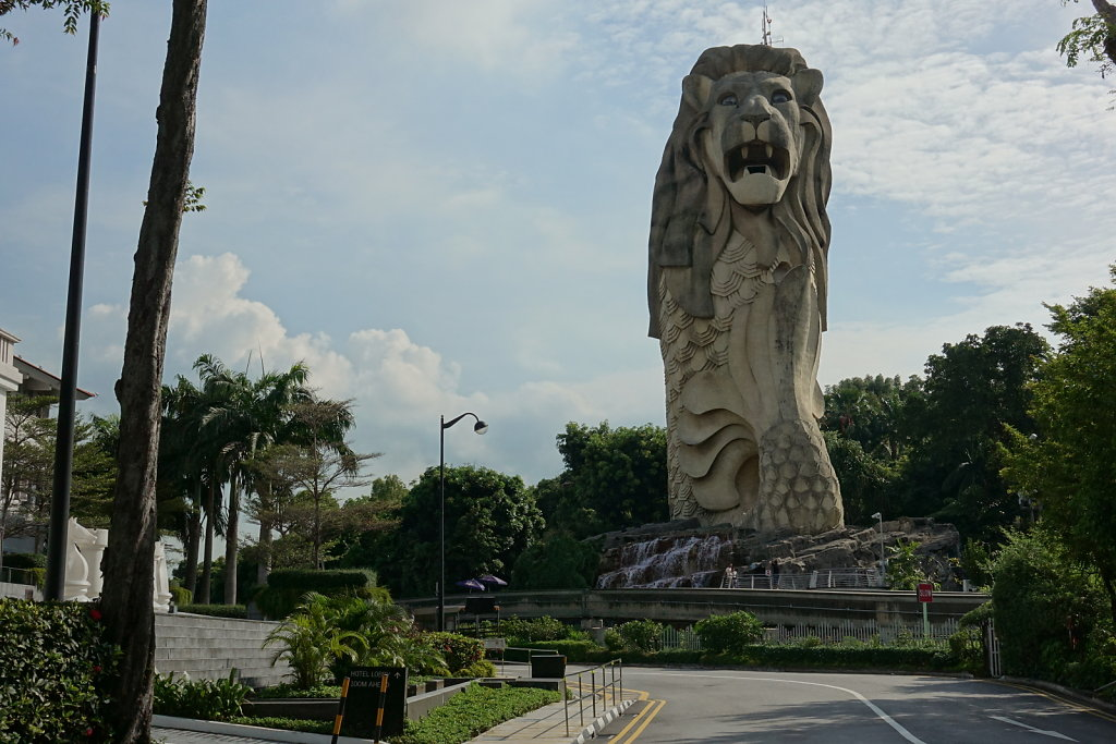 2018 Singapore und Banyan Tree Bintan