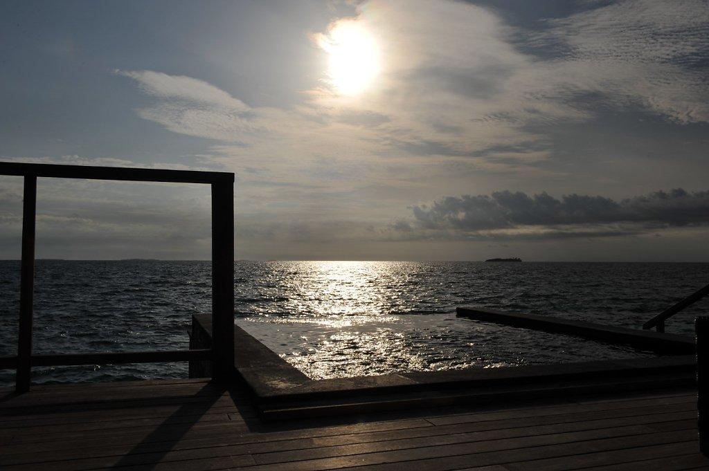 2011 Malediven Beach House