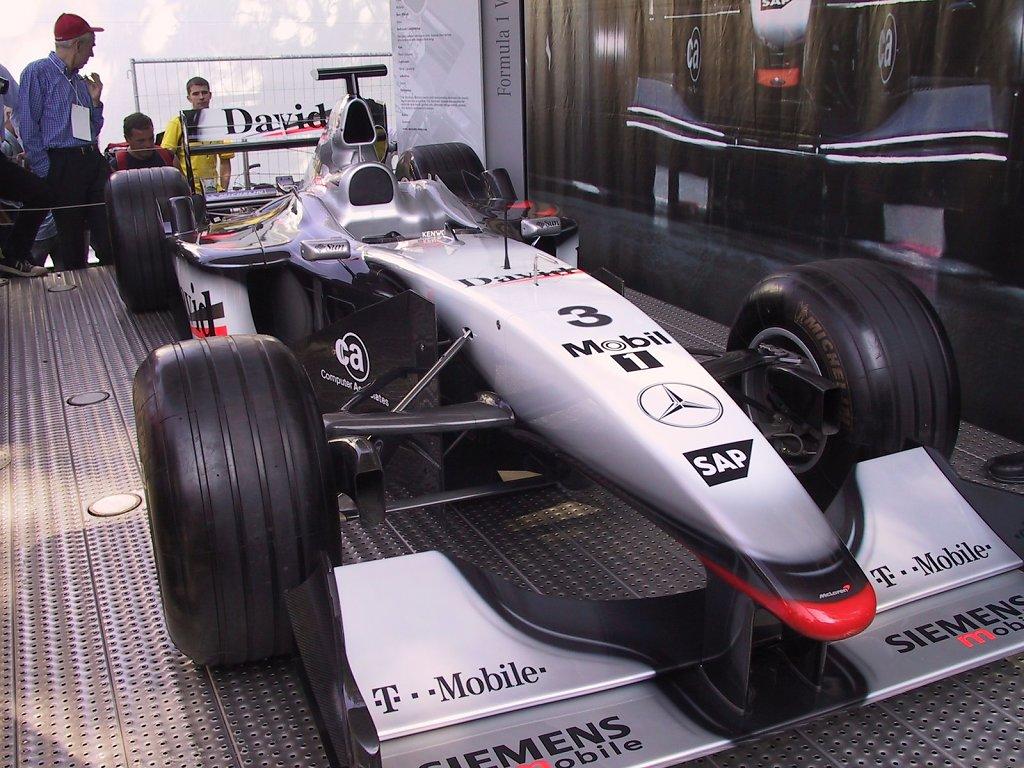 2012 F1 Monza